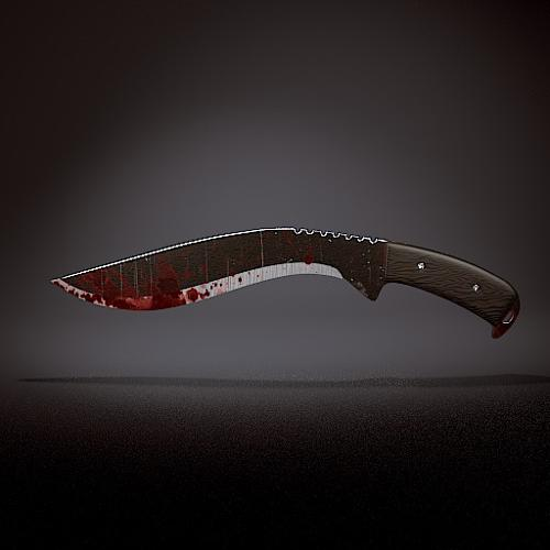 Bloodrage Kukri preview image