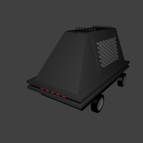MSE Mouse Droid preview image