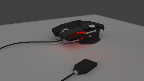 R.A.T. Gaming Mouse preview image
