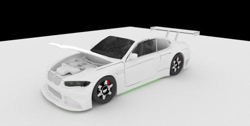 bmw m3 race version preview image