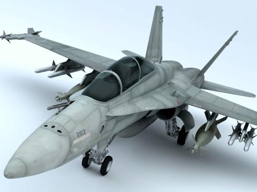 High Poly Hornet preview image
