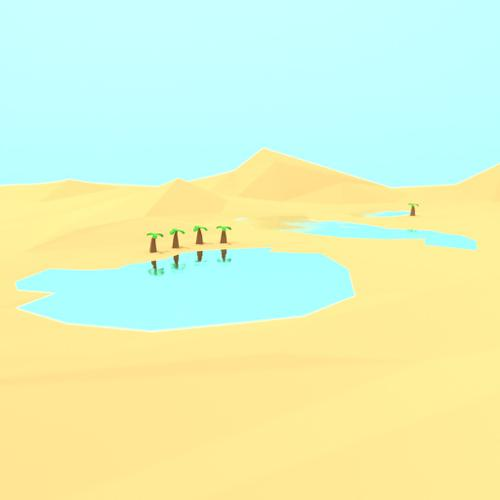 Desert Oasis preview image