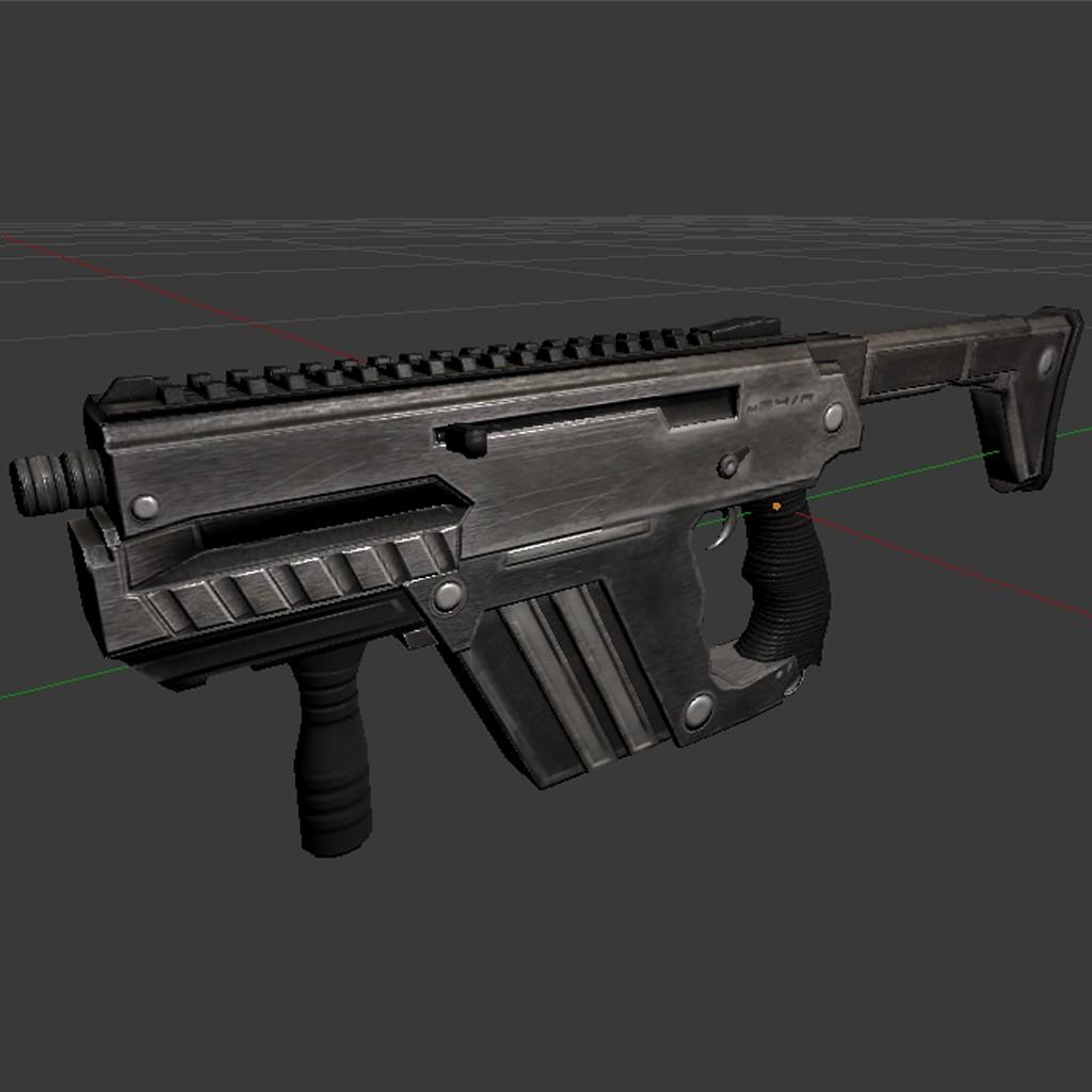 Blend Swap Submachine Gun M24 R Report this user to disqus for review. blend swap submachine gun m24 r