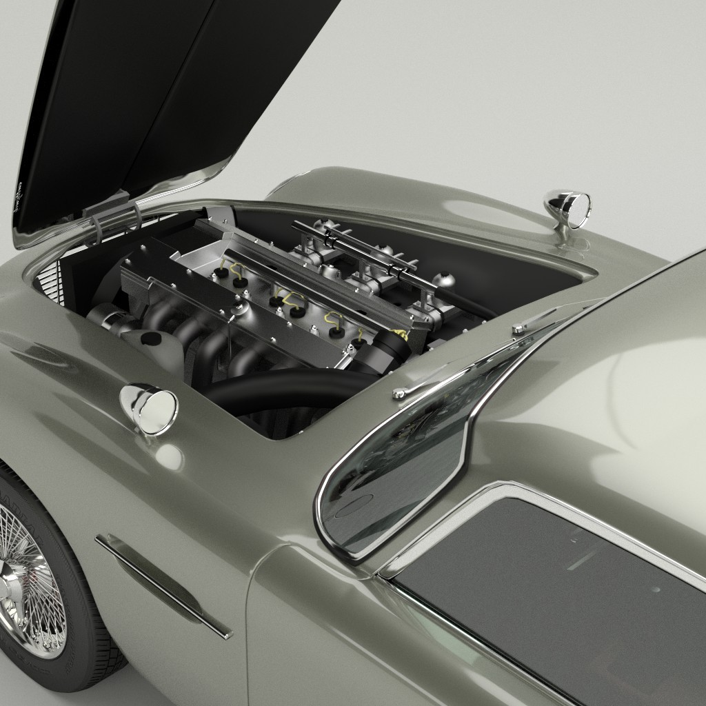 Aston Martin DB5 preview image 4
