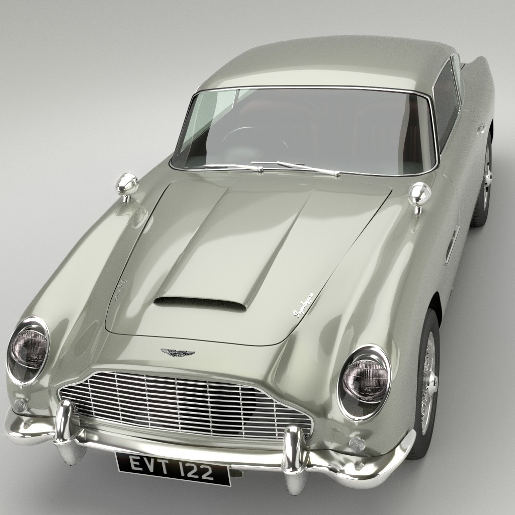 Aston Martin DB5 preview image 5