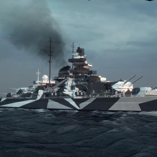 Battleship Tirpitz preview image