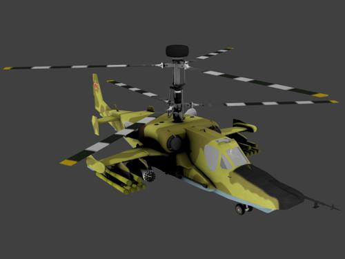 "Kamov Ka 50 ""Black Shark"" preview image"