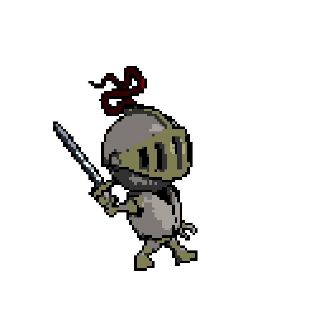SNES-Style Knight preview image 1