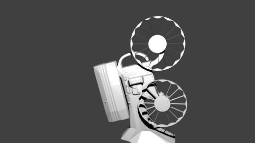 Basic Film Projector preview image