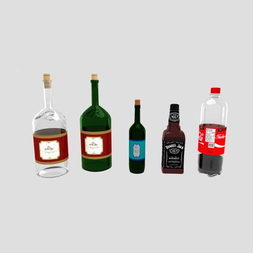 Various Bottles preview image