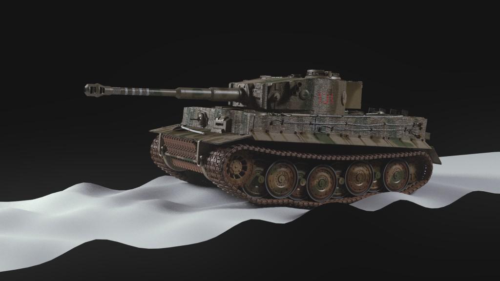 Blend Swap Tiger Tank Rig Hi guys, i have made this character for the blender community. blend swap tiger tank rig