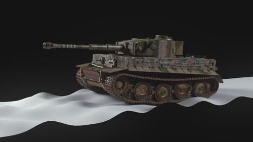 Tiger Tank Rig preview image