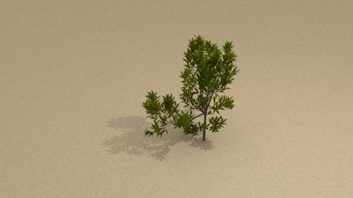 Bush (Sapling Generator) preview image