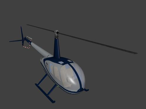 "Robinson R44 ""Raven"" preview image"