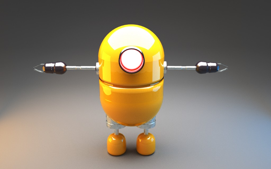 Little Robot preview image 1