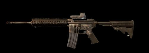 M4A1_texture  preview image