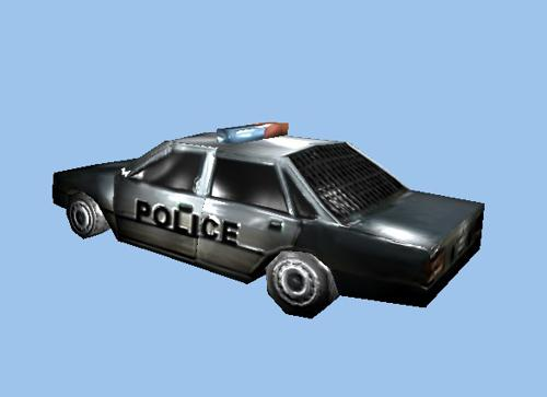 Police car preview image