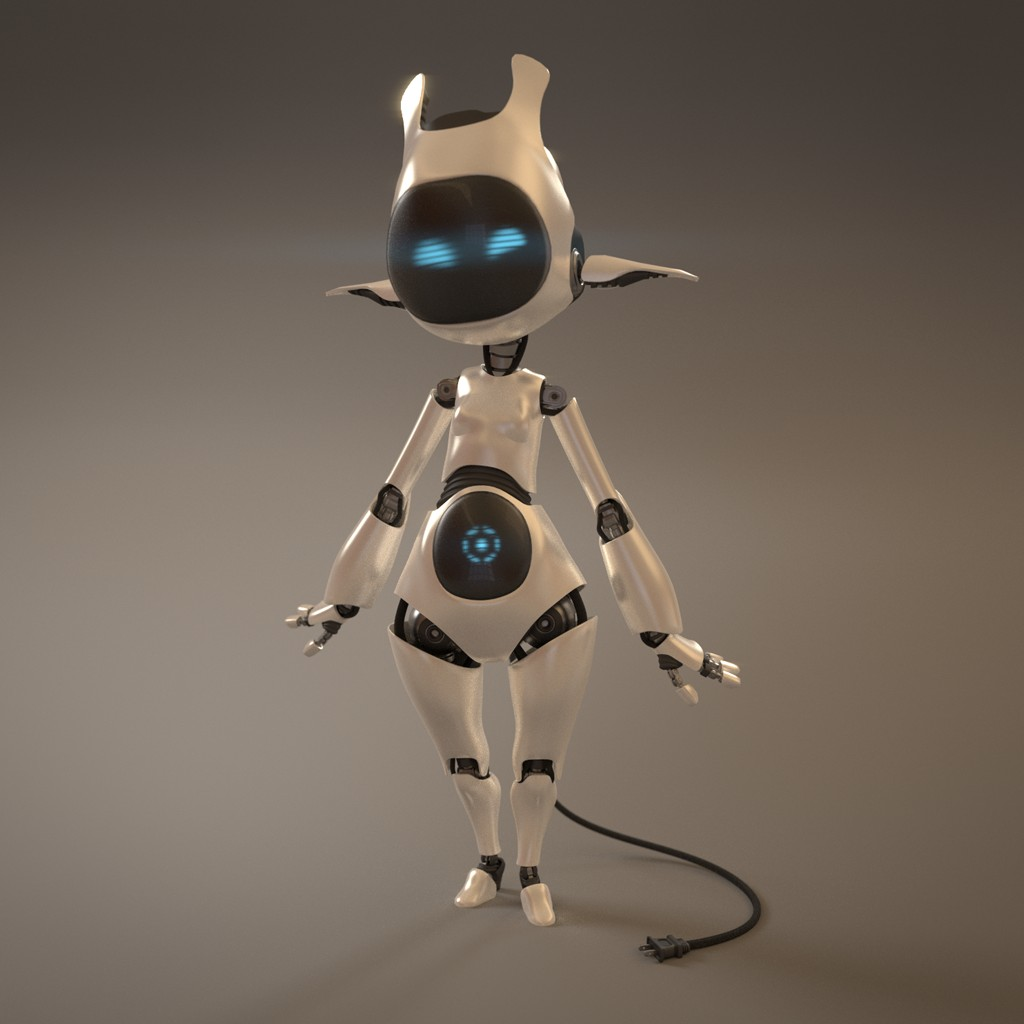 Blend Swap Robot 14 popular sites like blendswap. blend swap robot