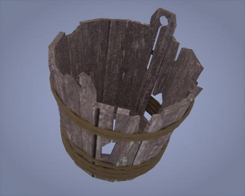 Broken Bucket preview image