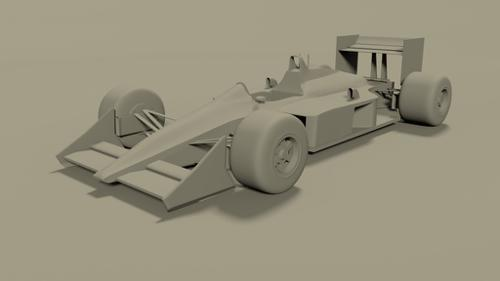 McLaren MP4/4 preview image
