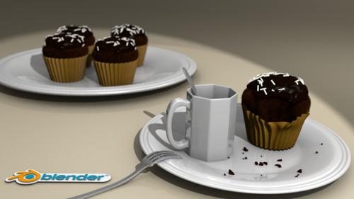 Coffee/Tea and Cakes preview image