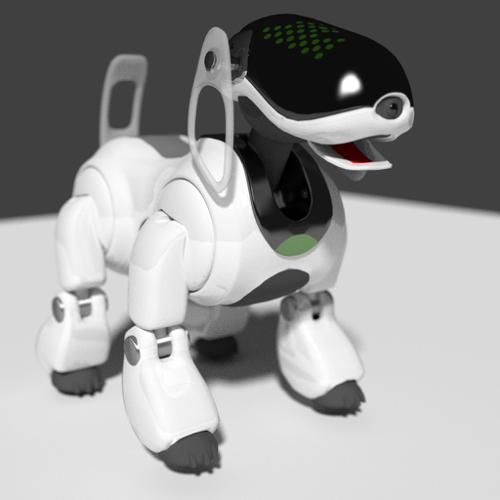 Sony's AIBO robo dog (tribute) preview image