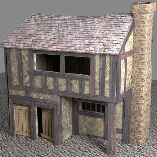 Blacksmith' Building preview image