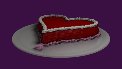 Heart Cake preview image