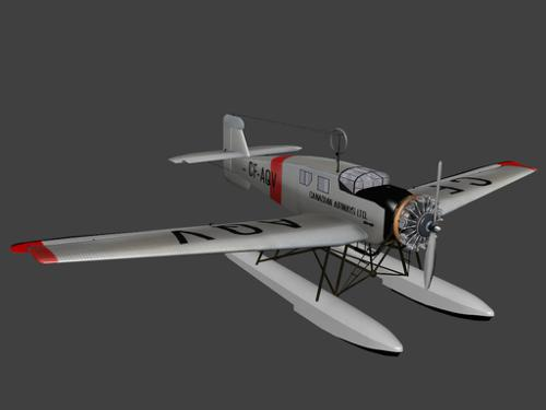 "Junkers W34 ""Floats"" preview image"