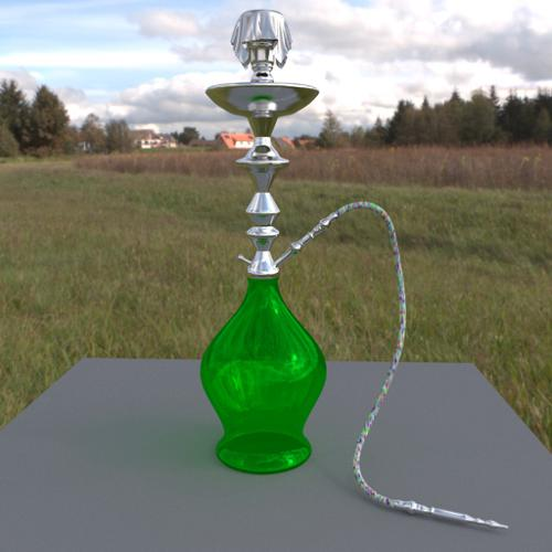 Hookah Pipe (cycles) preview image