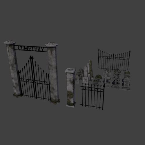 Graveyard Parts preview image