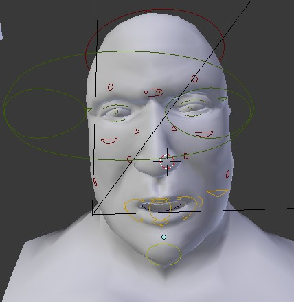 Holmen Advance head rig animation preview image 1
