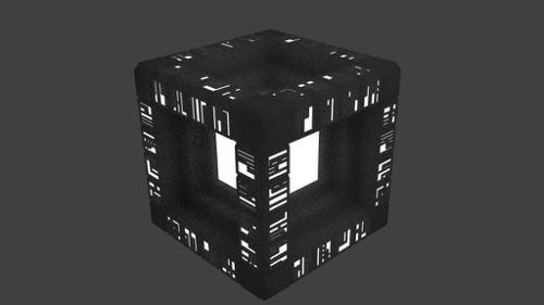 Stargate-Ancient Cube preview image