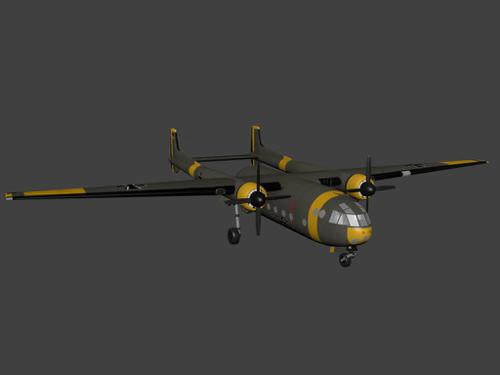 "Nord 2501 - ""Noratlas"" preview image"