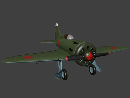 Polikarpov I-16 preview image