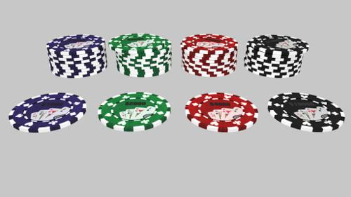Poker Chips preview image