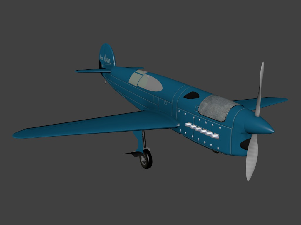 Caudron C561 preview image 1
