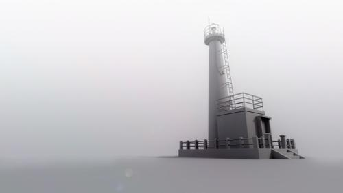 Environment Building Light House Small preview image