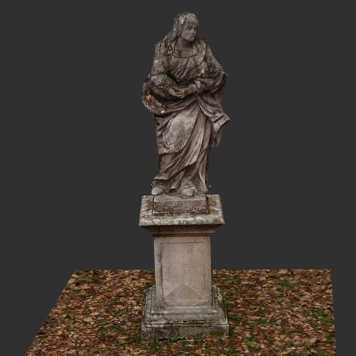 Photorealistic Statue preview image