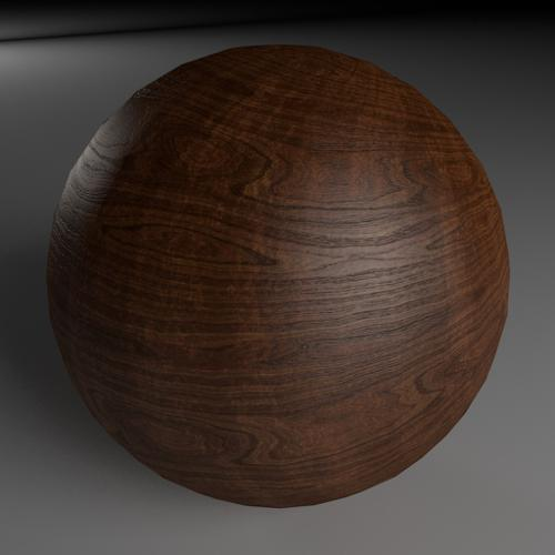 Cycles Wood Material preview image