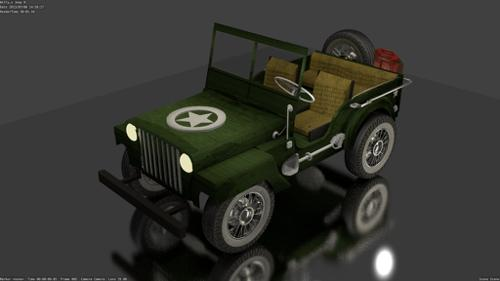 Willys Jeep preview image