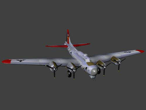 "Boeing B 17 ""Flying Fortress"" preview image"
