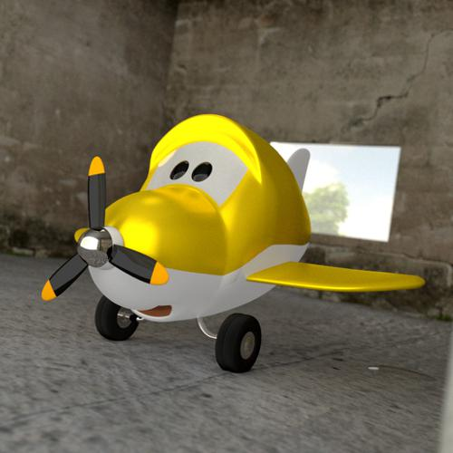Little Plane preview image