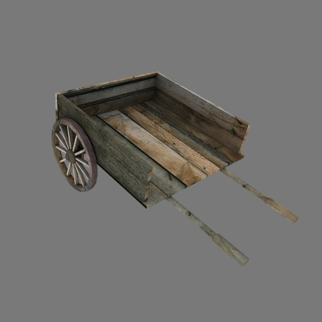 Wheelbarrow preview image 1