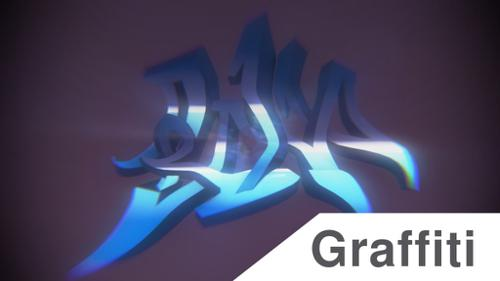 Graffiti 3D preview image