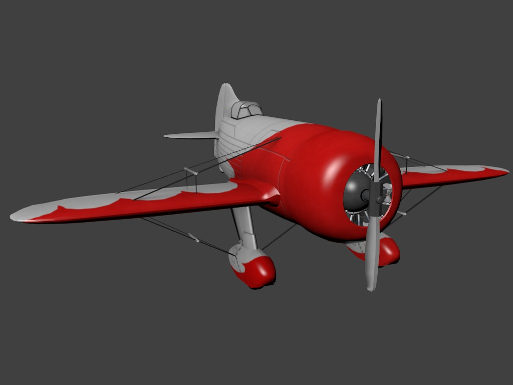 Gee Bee R1 preview image 1