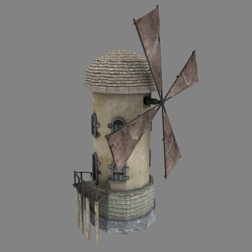 Windmill preview image 1