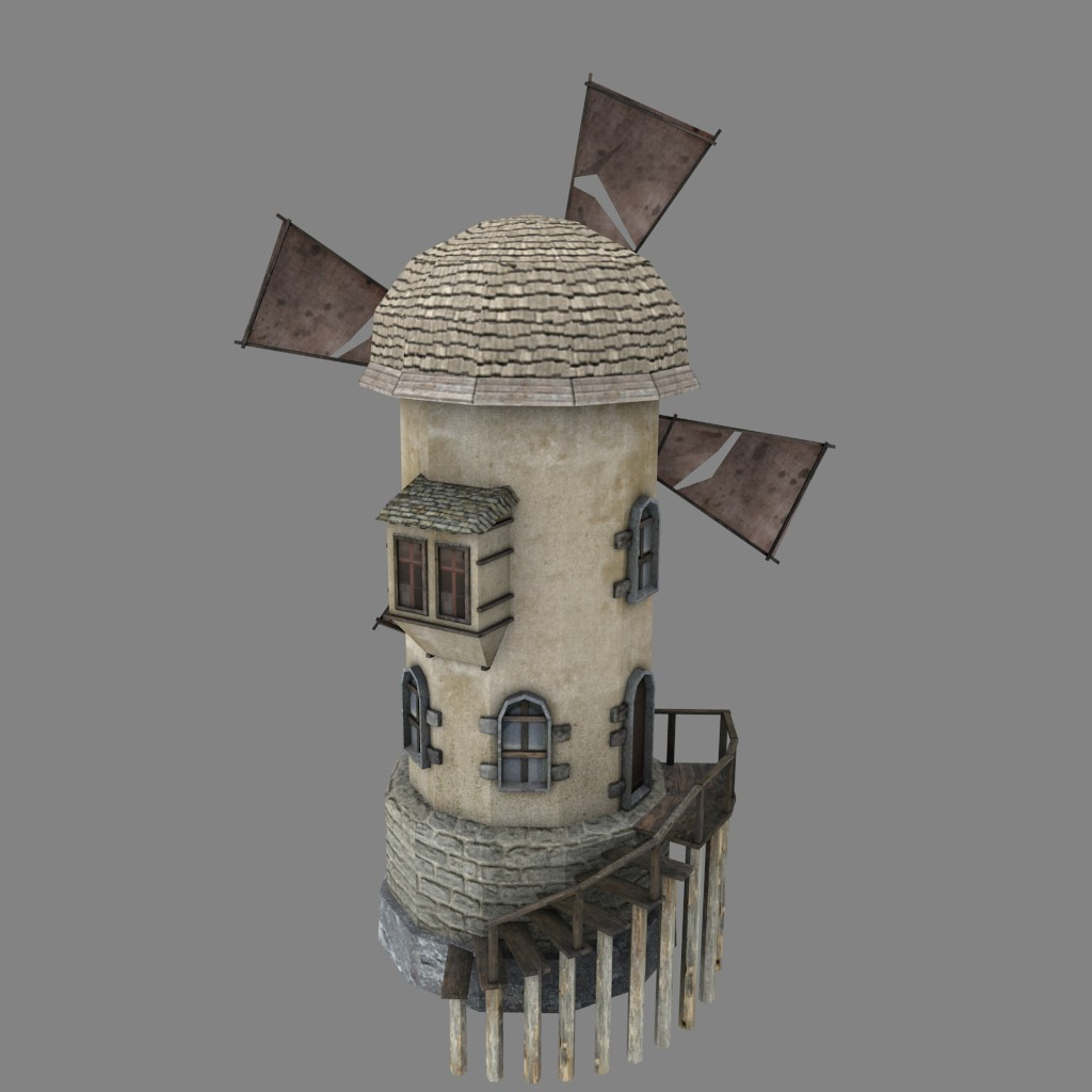 Windmill preview image 2