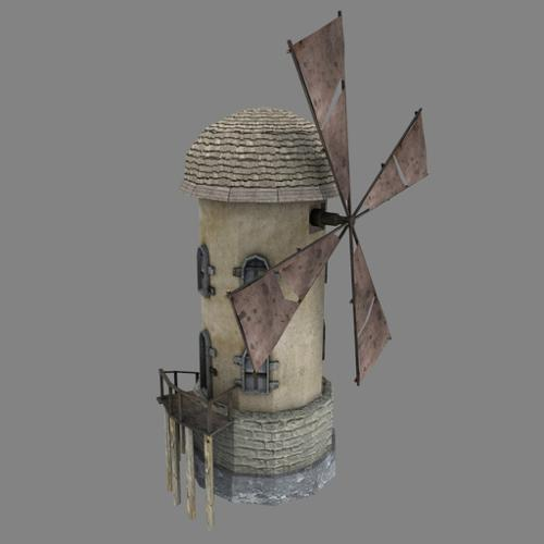 Windmill preview image