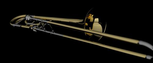 Trombone - Bb & F (trigger) preview image